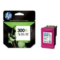 Cartus cerneala Original HP Tri-color 300XL w.Vivera ink, compatibil DJ D2530/2560/2660/5560/F2420/2480/4280/PS C4680/4780, 440pag (CC644EE)