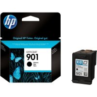 Cartus cerneala Original HP Black 901, compatibil OfficeJet 4500/J4524/4580/4624/4640/4660/4680, 200pag (CC653AE)