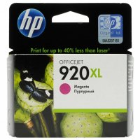 Cartus cerneala Original HP Magenta 920XL, compatibil OfficeJet 6000/6500/7000/7500, 700pag (CD973AE)