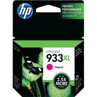 Cartus cerneala Original HP Magenta 933XL, compatibil OfficeJet 6600/6700/7110 (CN055AE)
