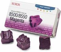 Cartus cerneala Original Xerox Magenta, compatibil Phaser 8500/8550, 3 sticks, 3000pag (108R00670)