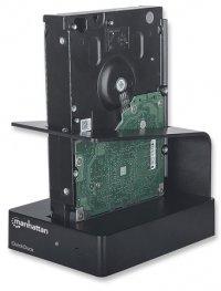 USB 3.0 docking station pentru HDD 3.5' / 2.5' SATA  (130356)