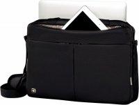 Geanta laptop 16' / 41 cm slimcase cu buzunar Tableta / eReader, Wenger 'FORMAT 16' (601062)