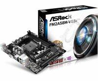 MB  skt FM2+  (AMD A58) ASROCK mATX (FM2A58M-VG3+)