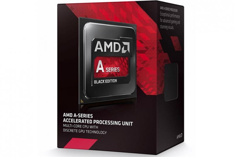 CPU AMD skt FM2+ A8  X4 7670K 3.60GHz, 4MB cache,  65W, BOX (AD767KXBJCSBX)