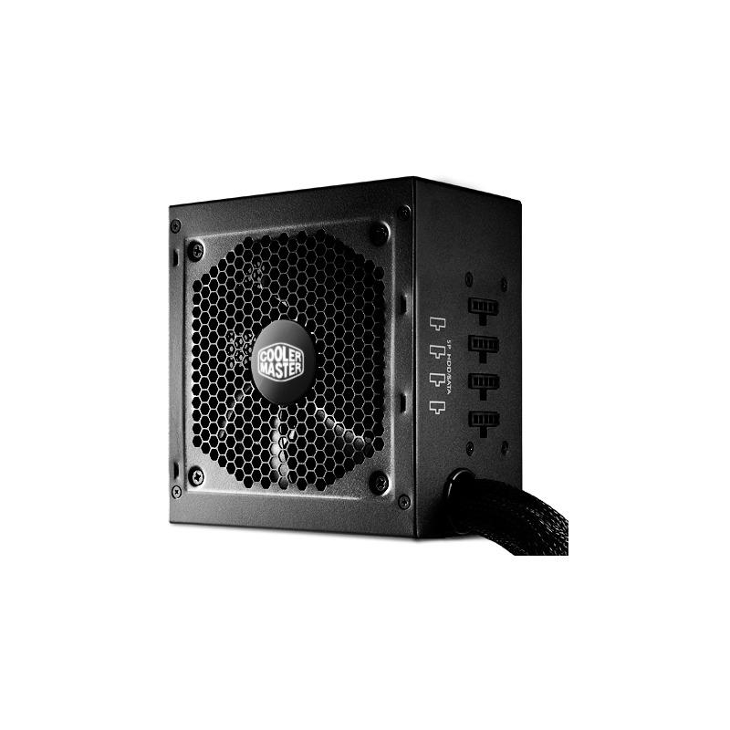 SURSA COOLER MASTER G450M, 450W (real), fan 120mm, 80 Plus Bronze, 2x PCI-E (6+2), 6x S-ATA, semi-modulara (RS450-AMAAB1-EU)
