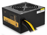 SURSA DEEPCOOL, 550W (real), fan 120mm PWM, 80 Plus Bronze, 85% eficienta, 2x PCI-E (6+2), 5x S-ATA (DA550)