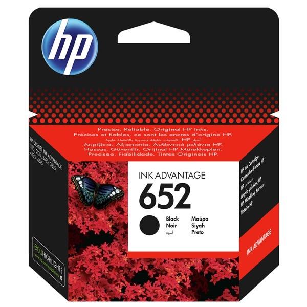 Cartus cerneala Original HP F6V25AE Black 652, pentru HP DESKJET 2135 AIO (F6V25AE)