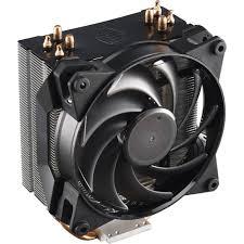 COOLER CPU COOLER MASTER.  MasterAir Pro 4, universal, soc. LGA 2011(3)/1366/115x/775/FMx/AMx, Al, 4* heatpipe, 180W 'MAY-T4PN-220PK-R1