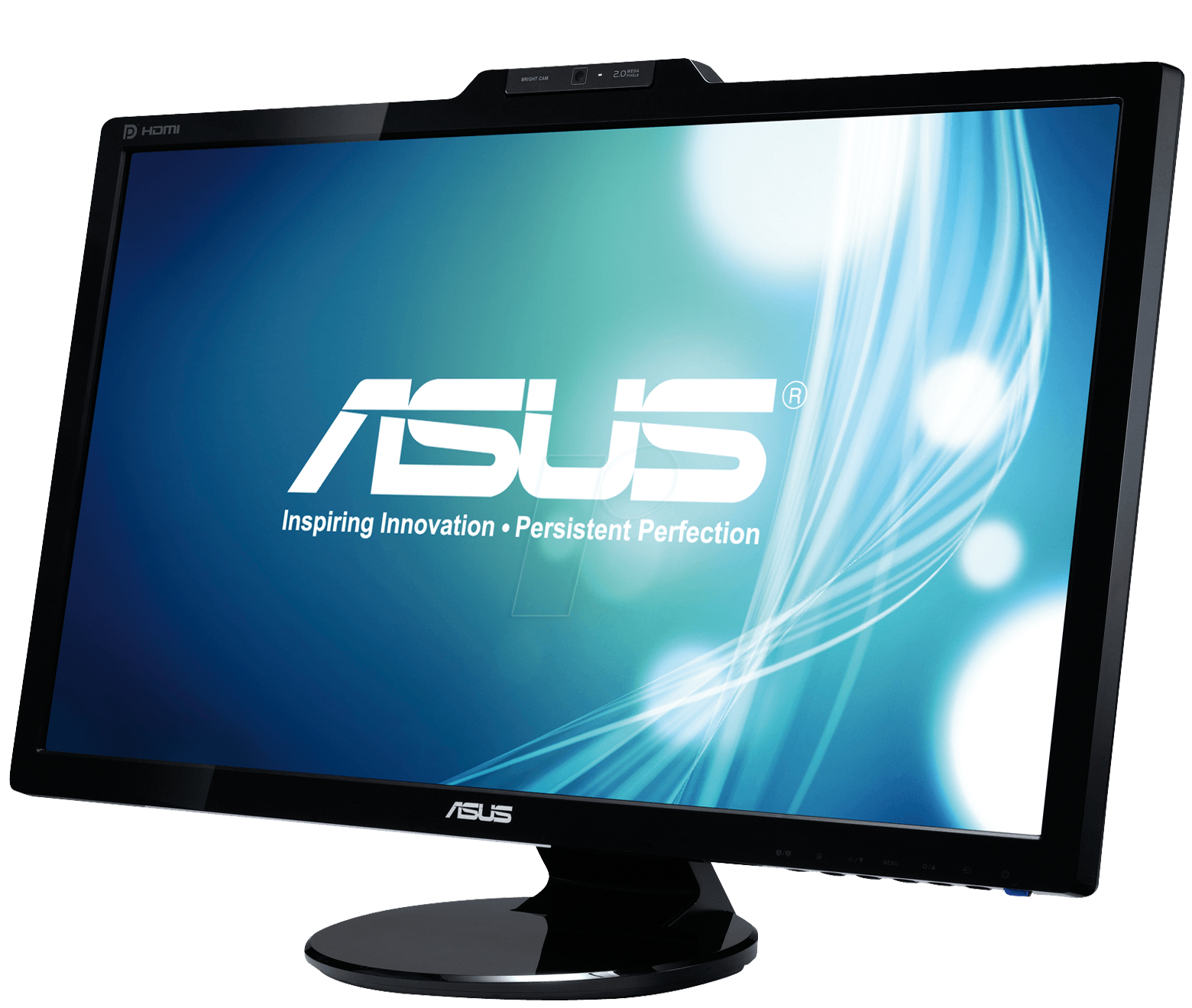 Asus | VK278Q | 27inch FHD (1920x1080) 2.0MP webcam | 27 inch | LED | 1920 x 1080 pixeli | 16:9 | 300 cd/m² | 10000000:1 | 2 ms | Dimensiune punct 0.31 mm | Unghi vizibilitate 170/160 ° | 1 x D-Sub | 1 x DVI | 1 x HDMI | 1 x Display Port | 2 x 3 W | Ken