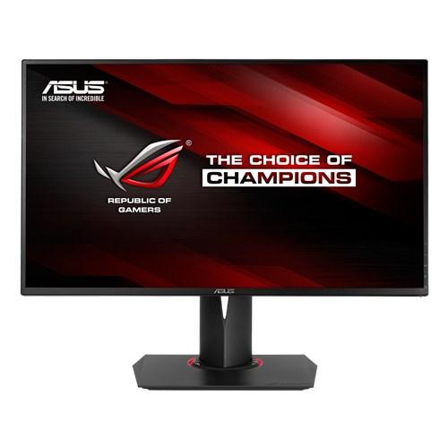 Asus | PG278Q | PG278Q ROG Swift | 27 inch | 2560x1440 pixeli | 350 cd/m² | 1 ms | Unghi vizibilitate 170/160 ° | 3 x USB | Negru