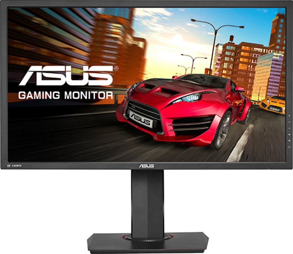 Asus | MG28UQ | Monitor Asus Gaming MG28UQ | 28 inch | LED | 3840x2160 pixeli | 330 cd/m² | 100000000:1 | 1 ms | Dimensiune punct 0.16 mm | Unghi vizibilitate 170°/160° ° | HDMI | Display Port | USB 2 x 2 x USB | 2 x 2 x 2 W | Kensington lock | Negru