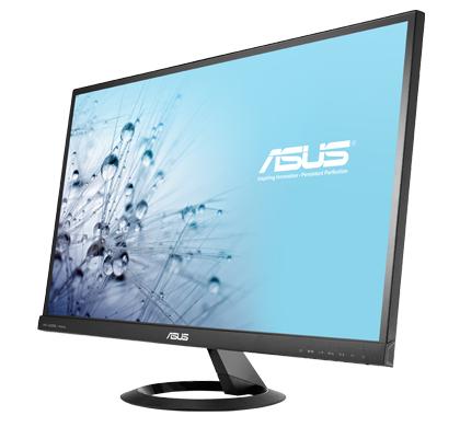 Asus   VX239H   Asus VX239H Monitor 23 inch 1920x1080 5ms   23 inch   LED   1920 x 1080 pixeli   16:9   250 cd/m²   80000000:1   5 ms   Dimensiune punct 0.265 mm   Unghi vizibilitate 178/178 °   1 x D-Sub   2 x 2 x HDMI   2 x 2 x 1 W   Kensington lock  