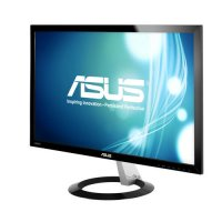 Asus | VX238H | Monitor LED VX238H | 23 inch | LED | 1920 x 1080 pixeli | 15:9 | 250 cd/m² | 80000000:1 | 1 ms | Dimensiune punct 0.27 mm | Unghi vizibilitate 170/160 ° | D-Sub | DVI | 2 x HDMI | 2 x 1.5 W | Negru