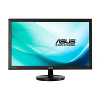 Asus | VS247HR | VS247HR | 23.6 inch | LED | 1920 x 1080 pixeli | 16:9 | 250 cd/m² | 2 ms | D-Sub | DVI | HDMI | Negru