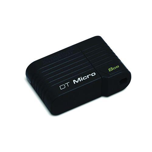 Memorie USB2 8GB Kingston DataTraveler Micro 8GB 2