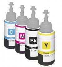 Cerneala EPSON dye T6641, T6731, T7741, T6642/3/4, T6732/3/4/5/6, 200ml
