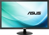 Asus | VP228T | Asus Gaming Monitor 21.5inch FHD 1ms(GTG) | 21.5 inch | LED | 1920 x 1080 pixeli | 250 cd/m² | 100000000:1 | 1 ms | Dimensiune punct 0.248 mm | 1 x D-Sub | 1 x DVI | 2 x 1.5 W | Negru