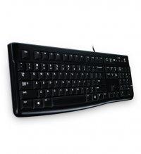 Tastatura USB Logitech K120, Black (920-002509)