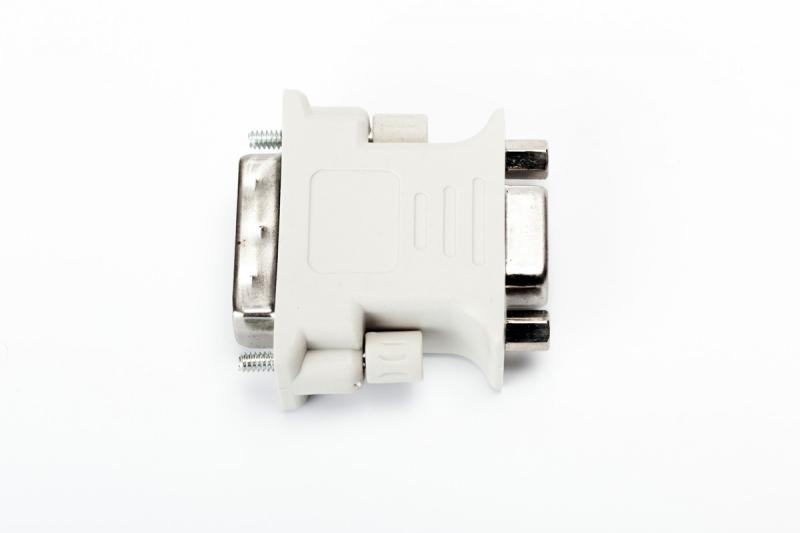 Adaptor DVI la VGA (T/M) SPACER (SPA-DVI-VGA)