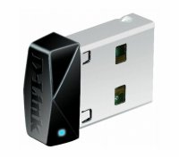 Adaptor wireless  USB N150, micro, D-LINK (DWA-121)