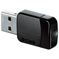 Adaptor wireless USB AC600 dual-band, micro, D-LINK (DWA-171)