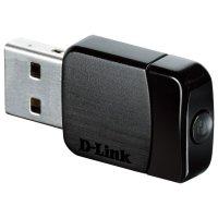 Adaptor wireless USB AC600 dual-band, micro, D-LINK (DWA-171)