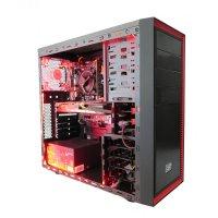 Sistem |Power Office+ i5-7400 3,4GHz, 8GB DDR3, 1TB HDD, VGA GTX 1050 Ti 4GB DDR5, DVD-RW