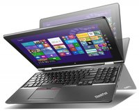 Lenovo ThinkPad YOGA 15 - Intel Core i7-5500U (2.4 GHz), 8GB DDR3L 1600MHz, 256GB SSD, 39.624 cm (15.6 ') IPS FHD LED (1920x1080) Touch, NV IDIA GeForce 840M, 802.11ac, Bluetooth 4.0, HD WebCam, 4-Cell, 65W, Windows 8.1 Pro 64-bit