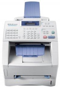 Brother Fax 8360P, Laser Fax 33600 bps, Copier 14 ppm,  600x300 dpi, Apelare one-touch : 12 numere, Apelare rapidă : 100 numere, Alimentare automată cu până la 30 coli, Capacitate hârtie de până la 250 coli (standard), Capacitate hârtie de până