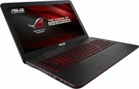 ASUS ROG G551VW-FY179D | 15.6 inch | 1920 x 1080 pixeli | Core i7 | 6700HQ | 2.6 GHz | Capacitate memorie 8 GB | DDR4 | Capacitate HDD 1000 GB | Viteza HDD 7200 RPM | Tip unitate optica 8X Super Multi with Double Layer | GeForce GTX960M | Capacitate memor