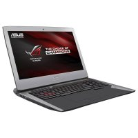 ASUS ROG G752VL-GC067T | 17.3 inch | LED back-lit | 1920 x 1080 pixeli | Core i7 | 6700HQ | 2.6 GHz | Capacitate memorie 3 x 8 GB | DDR4 | Capacitate HDD 1000 GB | Viteza HDD 7200 RPM | Capacitate SSD 256 GB | Tip unitate optica 8X Super Multi with Double