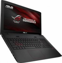 ASUS ROG GL552VW-CN091D | 15.6 inch | 1920 x 1080 pixeli | Core i7 | 6700HQ | 2.6 GHz | Capacitate memorie 16 GB | DDR4 | Capacitate HDD 1000 GB | Viteza HDD 5400 RPM | Capacitate SSD 128 GB | Tip unitate optica 8X Super Multi with Double Layer | GeForce