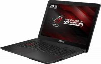 Asus Rog GL552VX-CN059D | 15.6 inch | 1920 x 1080 pixeli | LED Back-lit | Core i7 | 6700HQ | 2.6 GHz | Capacitate memorie 8 GB | DDR4 | Capacitate HDD 1000 GB | Viteza HDD 7200 RPM | Tip unitate optica 8X Super Multi with Double Layer | GeForce | GTX 950M