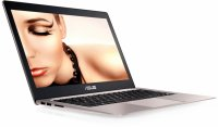 Asus Zenbook UX303UB-C4047T | 13.3 inch | LED Back-lit Ultra Slim | 1920 x 1080 pixeli | Touch | Core i7 | 6500U | 2.5 GHz | Capacitate memorie 1 x 12 GB | DDR3 | 1600 MHz | Capacitate SSD 256 GB | GeForce 940M | Wireless 802.11ac | Bluetooth | HD web cam