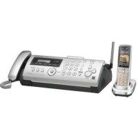 Fax Panasonic, hartie normala, film, receptor cu fir si dect (KX-FC278FX-S)