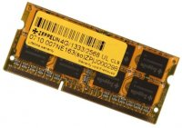 Zeppelin SODIMM 8GB DDR3 1600MHz (life time, dual channel) low voltage (ZE-SD3-8G1600V1.35)