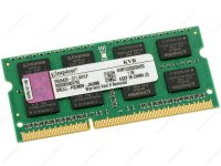 Kingston SODIMM 2GB DDR3 1333MHz  (KVR13S9S6/2)