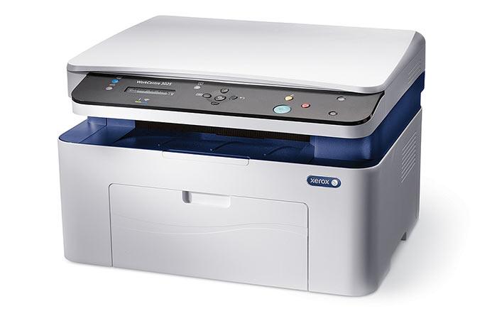 Xerox WorkCentre 3025BI, Multifunctional laser mono A4 ( print/copy/scan), viteza printare: 20 ppm, rezolutie printare: 1200x1200 dpi, fpo 8.5s,memorie: 128MB, GDI, tava 150 coli; rezolutie copiere: max 600x600dpi, fco 10 sec;rezolutie scanare: max 600x60