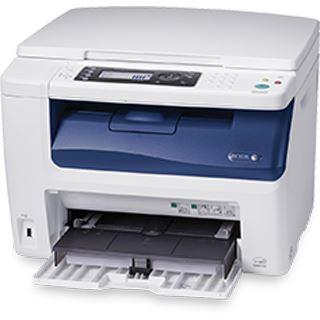 Xerox WorkCentre 6025, Multifunctional laser color A4 ( print/scan/copy), viteza printare: 12 ppm mono / 10ppm color, rezolutie max 1200x2400 dpi, fpo 19 sec mono/color, memorie 256MB, limbaj GDI, tava 150 coli, copy : max 600x600dpi, fco 24 sec mono, 40