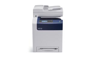 Xerox WorkCentre 6505N, Multifunctional laser color A4, viteza printare: 23ppm mono/color, rezolutie printare: 600 x 600 x 4 dpi, rezolutie copiere: 600 x 600 dpi, rezolutie scanare: 1200 x 1200 dpi, ADF: 35coli,  tava hartie: 250 coli, tava iesire: 150 c