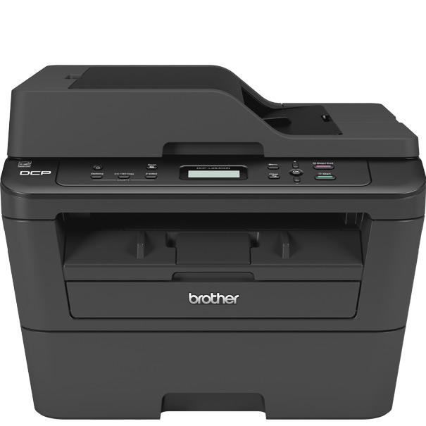 Brother DCPL2540DN, Multifunctional laser mono (print/copy/scan),viteza printare: 30 ppm, rezolutie printare: 2400 x 600 dpi, rezolutie copiere: 600 x 600 dpi, rezolutie scanare: 2400 x 600 dpi, duplex printare, USB 2.0 + retea,  ecran LCD, ADF: 35 coli,