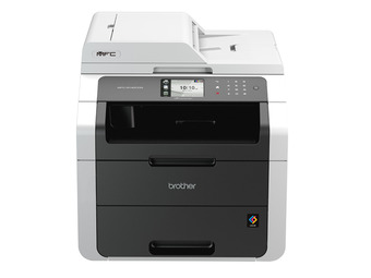 Brother MFC9140CDN, Multifunctional laser color A4 (print/copy/scan/fax), viteza printare: 22ppm mono/color, rezolutie: 2400 x 600 dpi, memorie: 192 MB, PCL6, BRScript3, tava 250 coli, duplex, ADF 35 coli, LCD TFT color tactil 9,3cm, copiere independenta