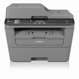 Brother MFCL2700DW, Multifunctional laser mono A4 (print/copy/scan/fax),  viteza printare: 26 ppm, rezolutie: 2400x600 dpi, copiere: 26 cpm, Fax 33.6 kbps, rezolutie scanare: 2400x600, ADF: 35coli, memorie 32 MB , copiere independenta PC, scanare catre e-