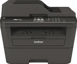 Brother MFCL2740DW, Multifunctional laser mono (print/copy/scan/fax), viteza printare: 30ppm, rezolutie printare: 2400 x 600 dpi, rezolutie copiere: 600 x 600 dpi, rezolutie scanare: 2400 x 600 dpi, duplex printare/copiere/scanare, USB 2.0 + retea + wirel