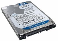HDD Notebook WD Scorpio Blue 1TB 5400rpm 8MB SATA3 (WD10JPVX)