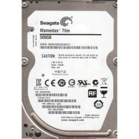 HDD  Notebook 2.5'  500GB 5400rpm 16M SATA2 SEAGATE  (ST500LT012)