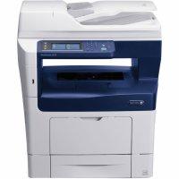 Xerox WorkCentre 3615DN, Multifunctional laser mono A4(print/copy/scan /fax), viteza printare: 45ppm mono, rezolutie printare: 1200x1200dpi, fpo 6.5s, memorie 1GB, PCL5 si 6/PS3/PDF, DADF: 60 coli, full DUPLEX, processor 525Mhz, tavi hartie: 150+550 coli