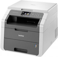 Brother DCP9015CDW, Multifunctional laser color A4 (print/copy/scan), viteza printare: 18ppm mono/color, rezolutie printare: 2400 x 600 dpi, memorie: 192 MB, PCL6, BRScript3, tava 250 coli, LCD TFT color tactil 9,3cm, copiere independenta de calculator, r