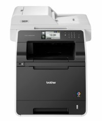 Brother DCPL8450CDW, Multifunctional laser color A4 (print/copy/scan), viteza printare:  30 ppm, rezolutie printare: 2400 x 600 dpi , viteza copiere: 30 ppm, rezolutie copiere: 1200x600 , Scanner 1200x2400 , 256MB(up to 512 MB), DADF print, copy&scan , ec
